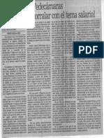 Eddo Polesel - Fedecamaras No Se Dejara Acorralar Con El Tema Salarial - Rosita Regalado 07.12.1989