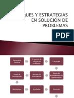 Enfoques y Estrategias en Solución de Problemas