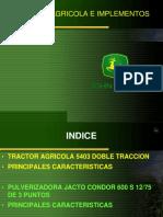 Tractor e Implementos Para Aeropuertos Del Peru
