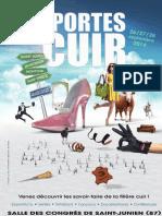 Plaquette Portes Du Cuir 2014