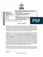 Levanta suspension a Carlos Prasca y vuelve al cargo de rector en Uniatlántico
