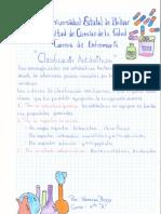 clasificacion antibioticos