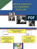 Gobierno de Pedro Aguirre Cerda