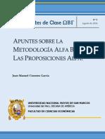 Apuntes de Clase OBG Nro3 Cisneros