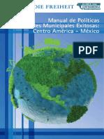 Manual de Politicas Ambientales Municipales Centro America-m