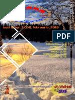 Taifas literar nr. 2 (24), februarie 2019