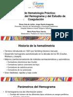 116.Taller Hemograma y Hemostasia Curso Aepap 2018