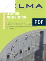 Catalogo Selma 2017 Celdas Media Tension