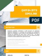 QAM 64 BITS SIMULIN