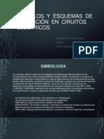 SÍMBOLOS  Y  ESQUEMAS  DE CONECCIÓN  EN  CIRUITOS ELÉCTRICOS.pptx