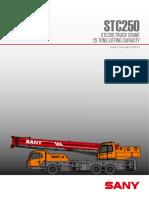 Truck Crane Stc250 Ir2