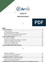 Avvio 776 Online Manual Spanish