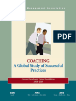 COACHING A Global Study of Successful Practices