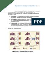 Les Intermédiaires Et Les Stratégies de Distribution 123