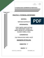290736220 Medicion Del Potencial Espontaneo