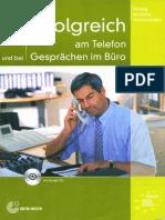 Efolgreich Telefon Gespraechen Kursbuch
