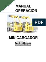Manual Del Minicargador