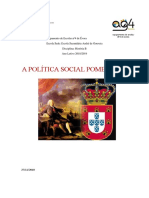 Politica Social Pombalina