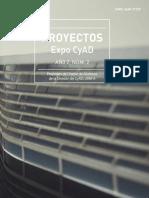 Proyectos Expo CyAD