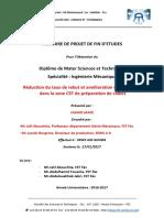 Reduction Du Taux de Rebut Et - FAKHIR Afafe_3849