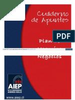 Cuaderno de Apuntes Plan de Negocios