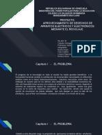 Aprovechamiento de Desechos de Aparatos Eléctricos y Electrónicos Mediante El Reciclajex1.