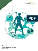 Deloitte ES TMT European Health Fitness Market 2019