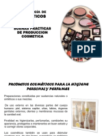 Tecnologia de Cosmeticos Clases 9-11