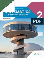 Matemática Padrões e Relações 2