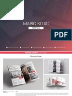 Mario Kojic Portfolio