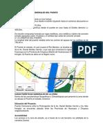 Características Generales Del Puente