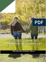 ASSEDIO SEXUAL NO AMBIENTE de TRABALHO - Legislacao Brasileira Livro 2 - Pinto Welington Almeida