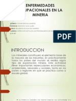 21212131Enfermedades Ocupacionales en La Mineria