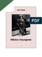Mexico-Insurgente John Reed