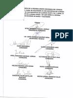 Lista de Asistencia Del Consejo Ciudadano Para Los Canales de Televisión 224, 25 y 46