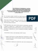 Mecanismos Del Consejo Ciudadano Para Los Canales de Televisión 24, 25 y 46 Aprobadas Por El Consejo Ciuadano