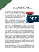 StrategicPlanningItsBack.pdf