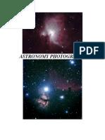 Astronomy Photography