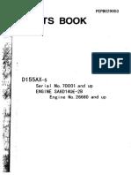 Manual de Partes Tomo I PEPB029003