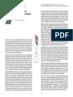 Branco 1999 - Os Custos Sociais do Transporte no Brasil