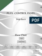 Plex Control Panel Plant 1 Rev.3