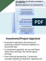 1.1 Investment Analysis Part 1