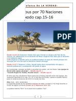 Elim - 12 Tribus Por 70 Naciones - Éxodo Cap 15-16 Parte II