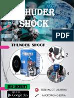 Thuder Shock Hf