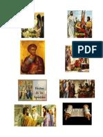 Libros Del Nuevo y Antiguo Testamento