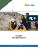 Base de Planeamiento - (EM)