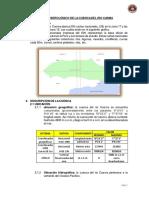 Estudio Hidrológico de La Cuenca Del Rio Casma