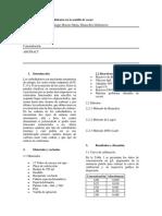 Lab1 - Carbohidratos