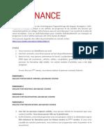 Programme GoFluent 5F