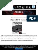 Mejores SSD del mercado 【 2019 】 ? SATA, M.2 Y NVME